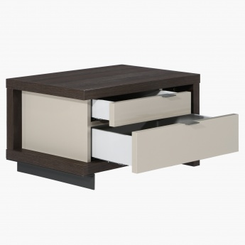 Renato 2-Drawer Nightstand