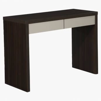 Renato 2-Drawer Dressing Table