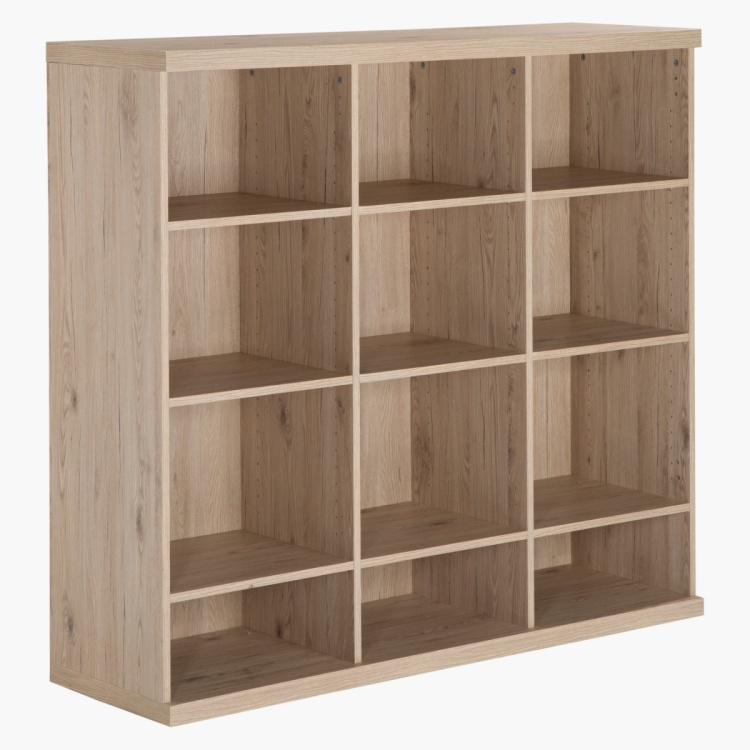 Spazio 18-Shelf Shoe Cabinet
