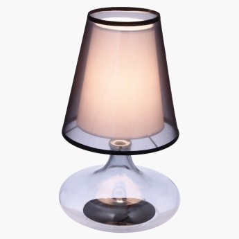 Acamar Glass Table Lamp - 43 cms
