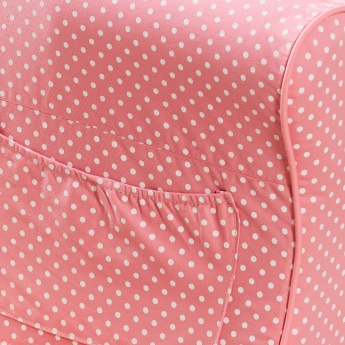 Charlie Polka Dots Armchair Cover