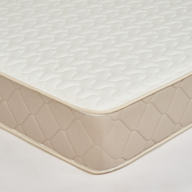 Deluxe Relax King Size Spring Mattress - 180x200 cm
