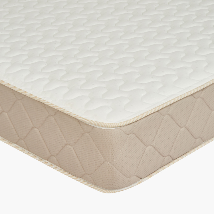 Deluxe Relax Super King Size Spring Mattress - 200x210 cm