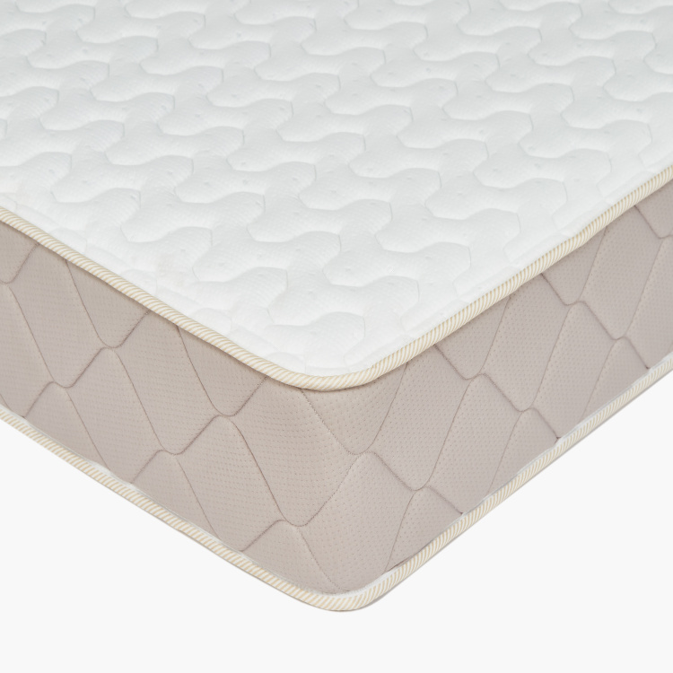 Deluxe Relax Single Spring Mattress - 90x200 cm