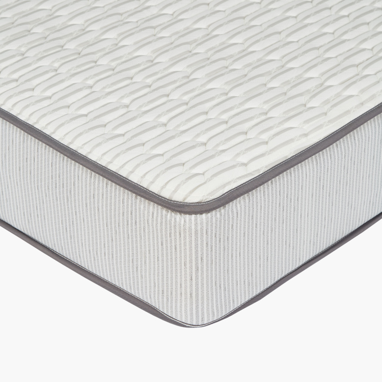 Palace Pocket Spring Visco Memory Foam Mattress - 90x190 cm