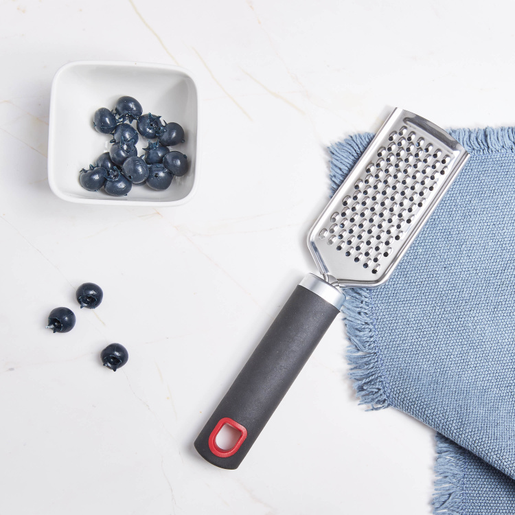 Redstone Stainless Steel Cheese Grater