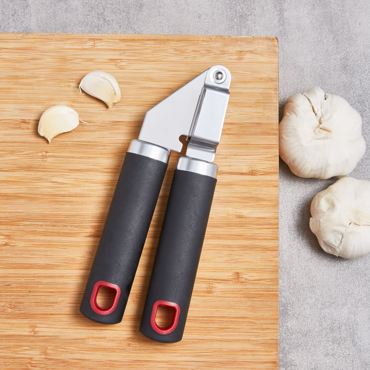 Redstone Garlic Press