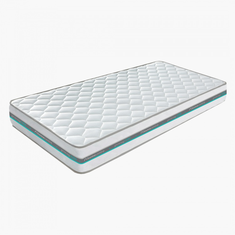Single Zoned Pocket Sprung Mattress - 120x200 cms