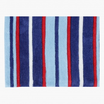 Luke Striped Rug - 120x160 cms