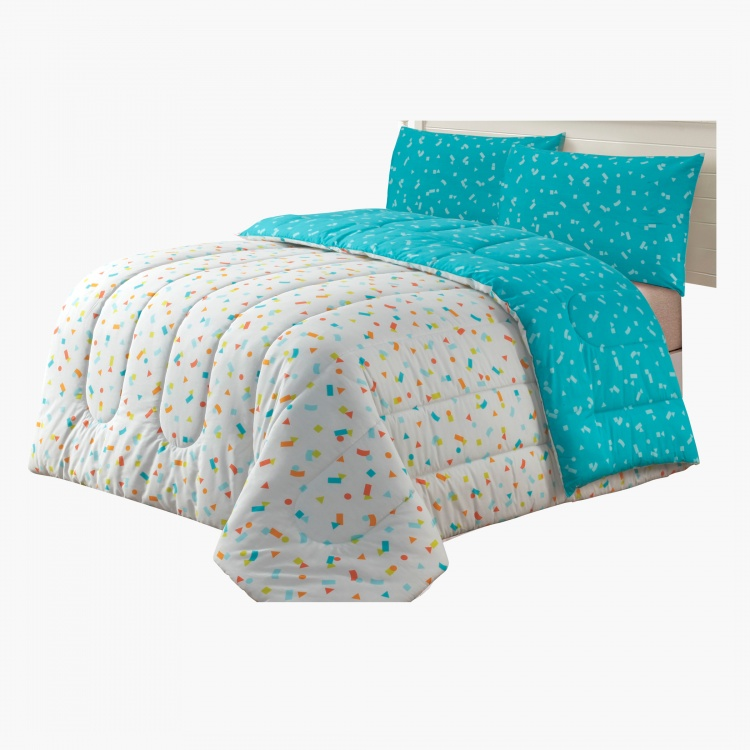 Lucy's 2-Piece Full Comforter Set - 160x240 cms