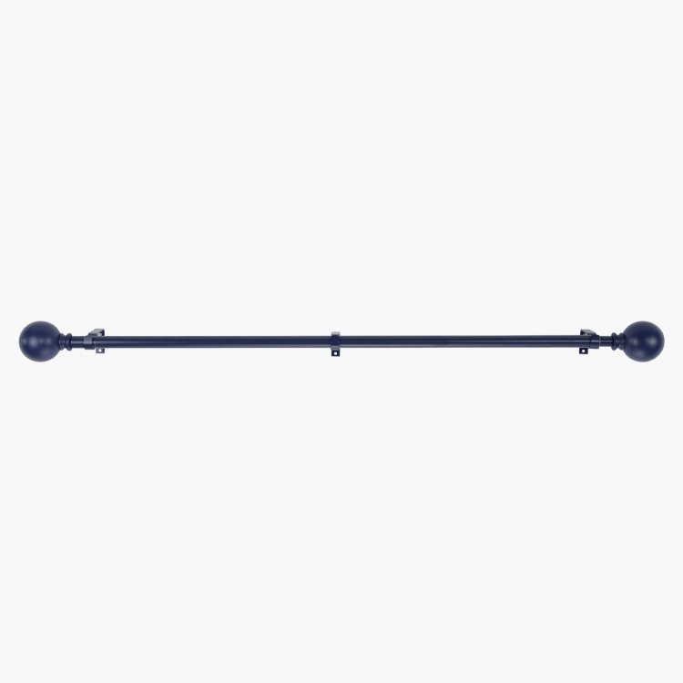 Aaron Single Curtain Rod