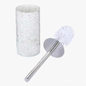 Silverside Toilet Brush Holder w-Brush