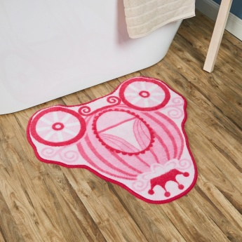 Royal Princess Jacquard Bath Mat - 65x70 cms