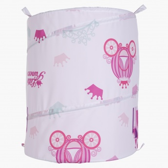 Royal Princess Laundry Hamper - 46x53 cms