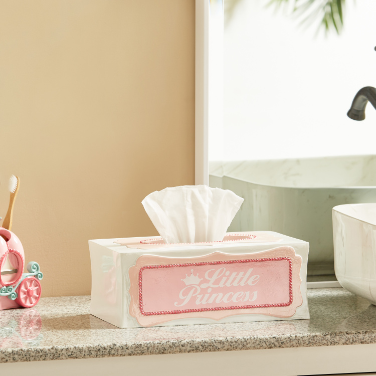 Royal Princess Tissue Box Holder