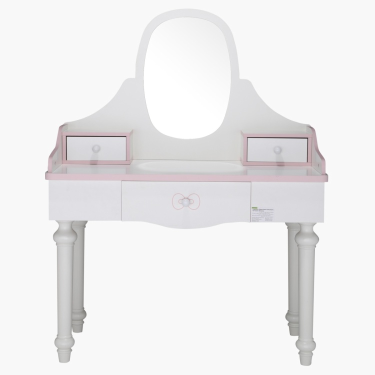 Maisie Dressing Table with Mirror