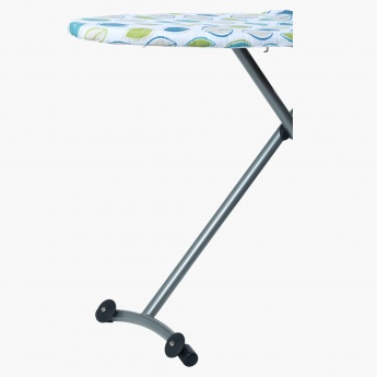 Fresh Start Leaf Ironing Board Cover - 60x146 cms