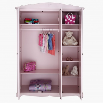 Isabelle 3-Door Wardrobe