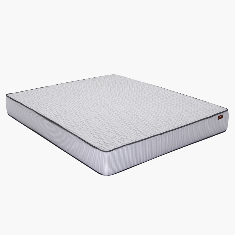 Palace Pocket Spring Visco Queen Size Memory Foam Mattress - 155x205 cm