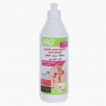 HG Laundry Spots and Stains Pre-Wash Extra Strong - 5 L