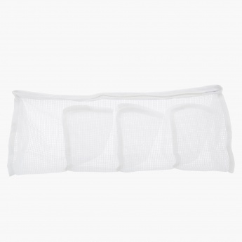 Mesh Hoisery Wash Bag - 41x18x18 cms