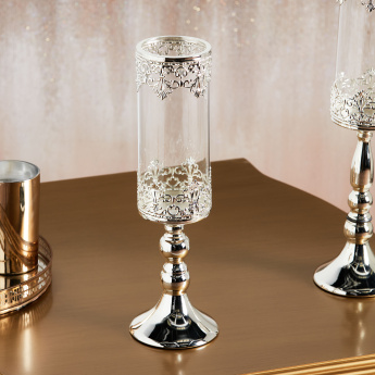 Selecta Candle Holder - 13x42 cms