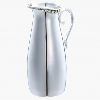 Dhurma Pitcher with Jewelled Border - 1 L