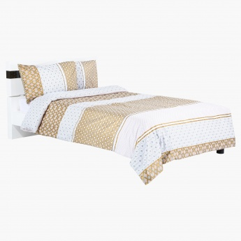Jewel Mist 3-Piece Duvet Cover Set - 230 x 220 cms