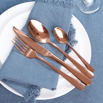 Quezzane 24-Piece Cutlery Set