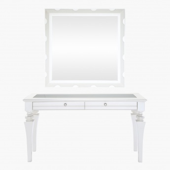 Layla Console with Mirror