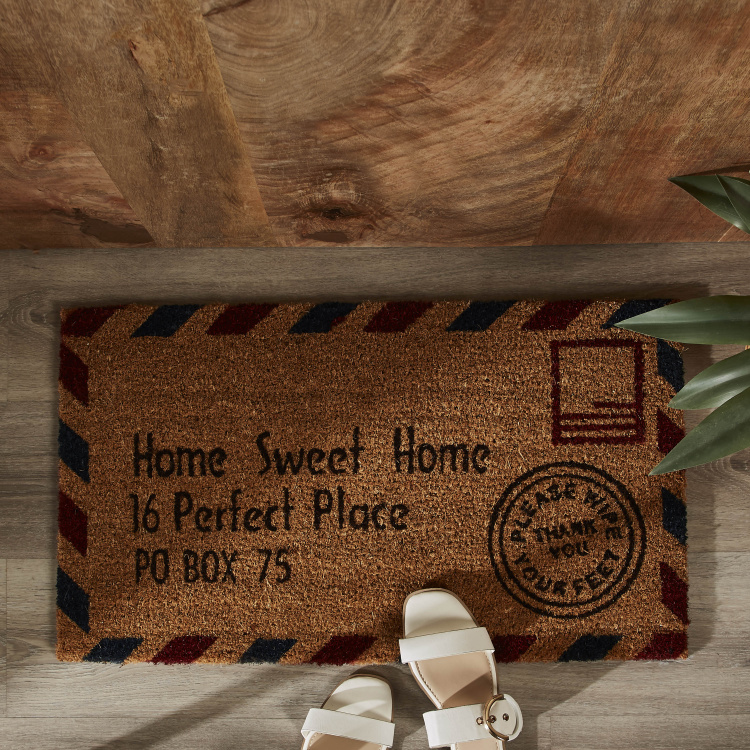 Address Mat - 40x70 cm