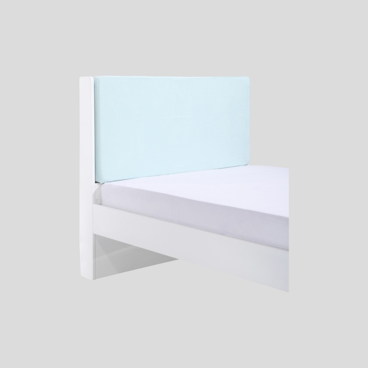 KidIt Aqua Headboard Cover