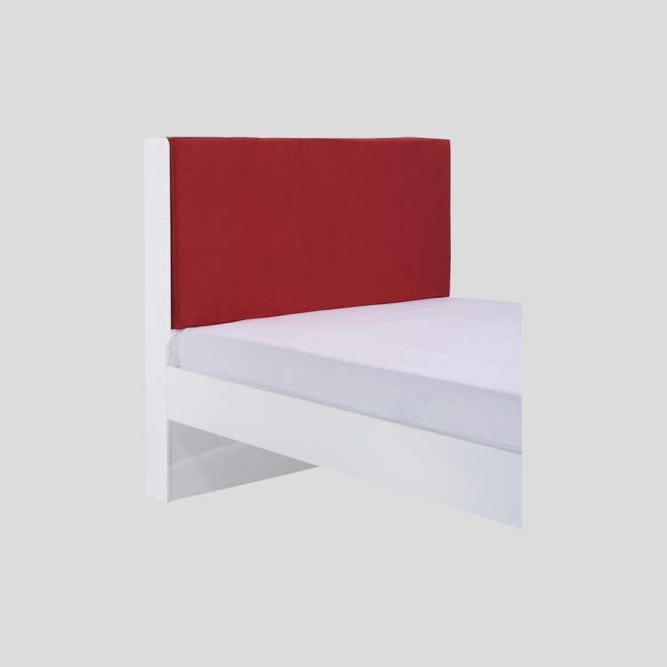 KidIt Red Headboard Cover