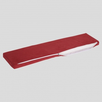 KidIt Red Bench Cushion Cover
