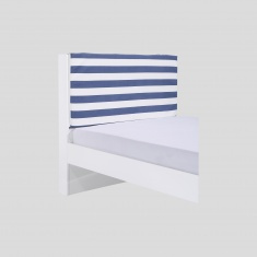 Kidit Sailor Stripe Headboard Cover