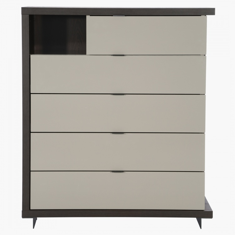 Renato Chest of 5-Drawers