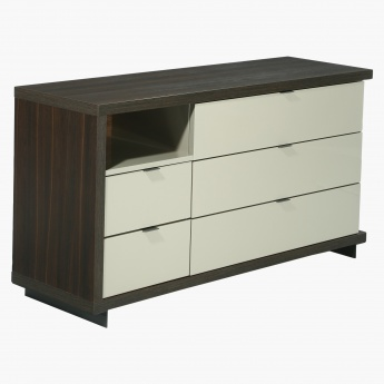 Renato 5-Drawer Dressing Table