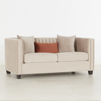 Roma 2-Seater Sofa with Scatter Cushions