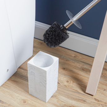 Antarctic Toilet Brush Holder with Brush