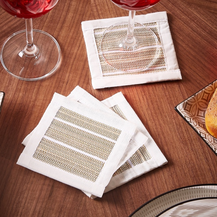 Textured Coaster - Set of 4
