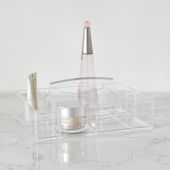 Zaya Cosmetic Organiser with Handle - 25x19x9.5 cms