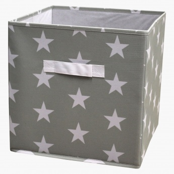 Star Store Storage Box with Handle - 30x30x30 cms