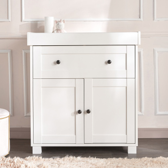 Little Darling Chest of 1-Drawer with 2-Doors