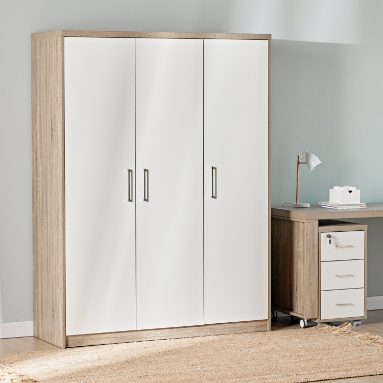Bradley's 3-Door Wardrobe