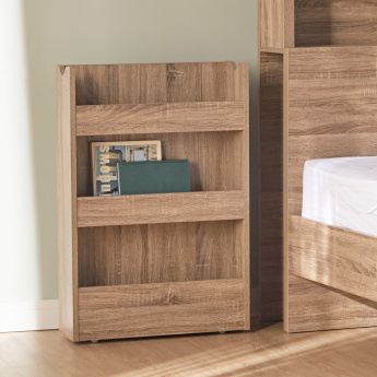 Bradley's 3-Tier Pull-Out Storage Shelf