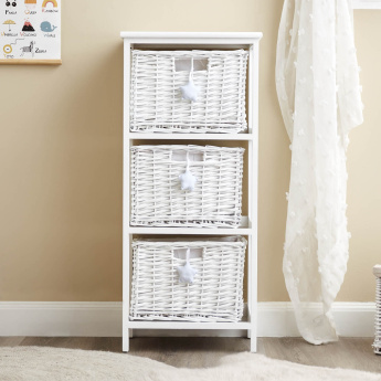 Willow's 3-Drawer Rack