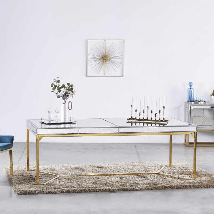 Clara 8-Seater Dining Table