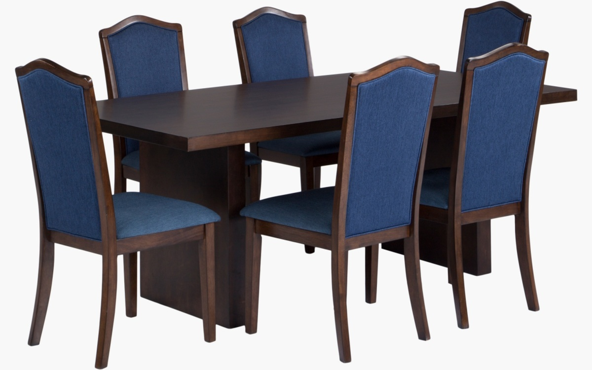 Indiana 6-Seater Dining Set