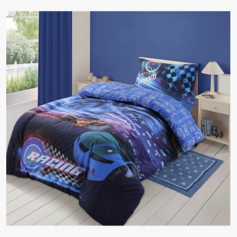 Carl's 2-Piece Full Comforter Set - 160x240 cms