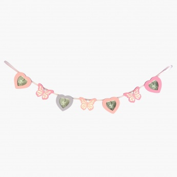 Betty's Butterfly Photo String